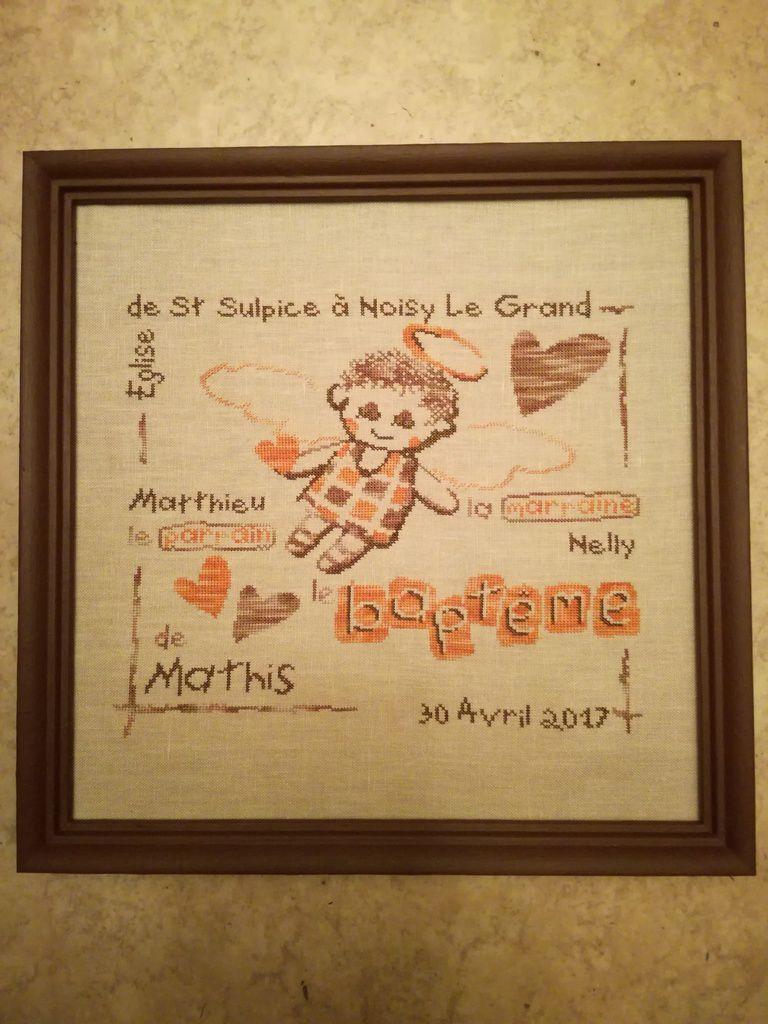 Baptême de Mathis 30 Avril 2017