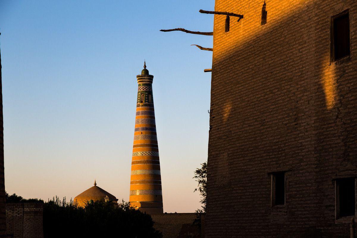 24/07/2017 OUZBEKISTAN: Nord-Ouest, Nukus, Moynaq, Khiva...