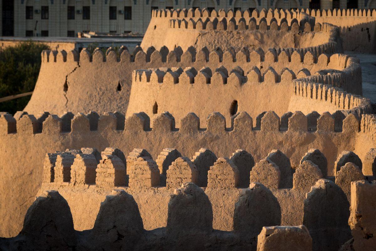 Tashkent, Nukus, Moynaq,Khiva...