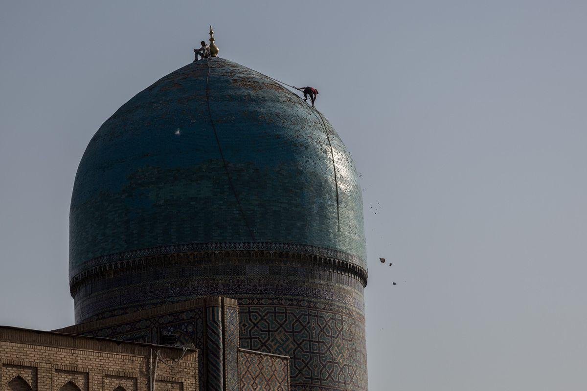 Samarkand, Chakhrisabz...