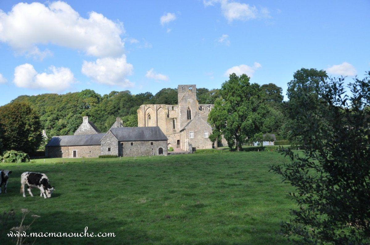 L'Abbaye de Hambye