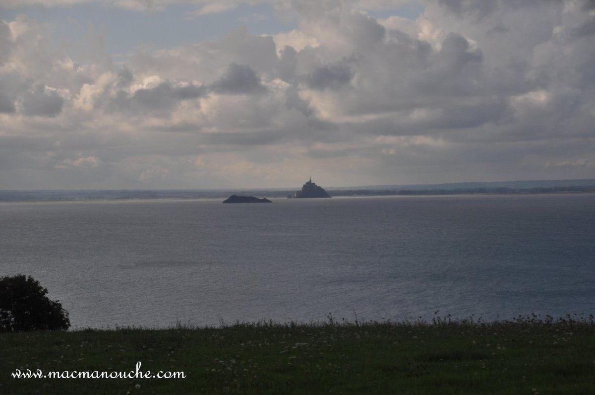Zoom sur le Mont-Saint-Michel !