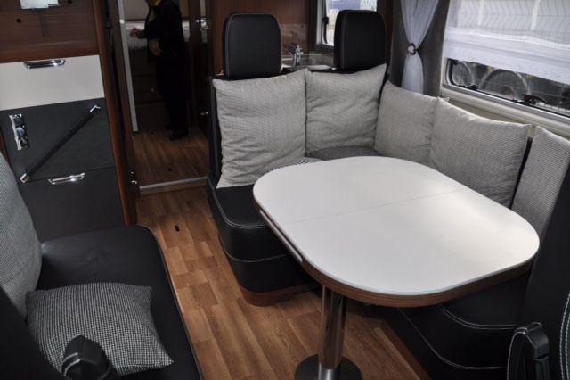Quelques photos de l'intérieur de notre nouveau camping-car !