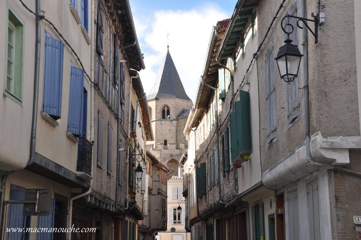 On continue notre visite par la rue du Maquis.