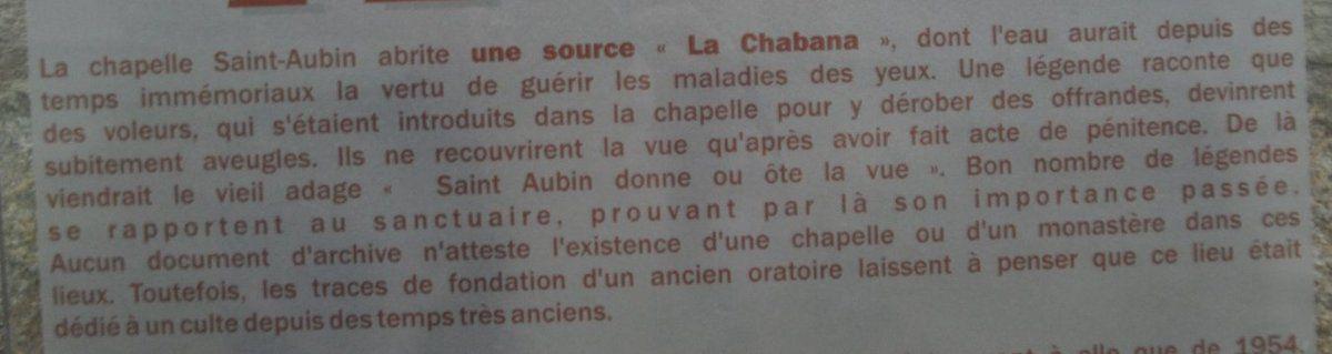 infos sur  la chapelle-source  (clic sur la photos pour l'agrandir).