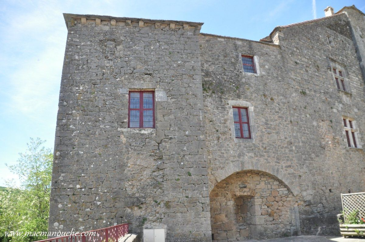 La Commanderie Templière (Xvè siècle).