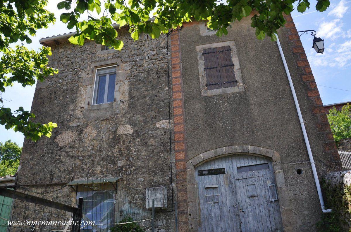 La maison Galzin où dormait MimiManouche.
