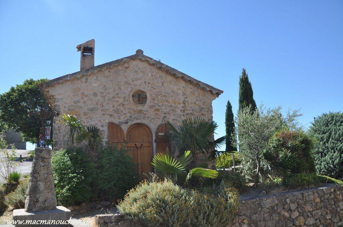 Ancienne chapelle Saint-Joseph.