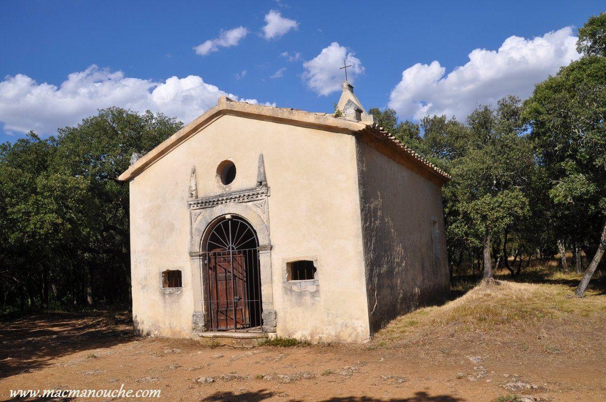 … == > …  jusqu'à la chapelle  Saint-Michel.