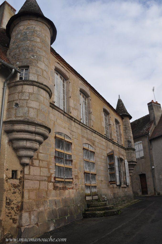 Les façades et la toiture de cette maison sont inscrits àl'inventaire des monuments historiques depuis le 22 décembre 1986.