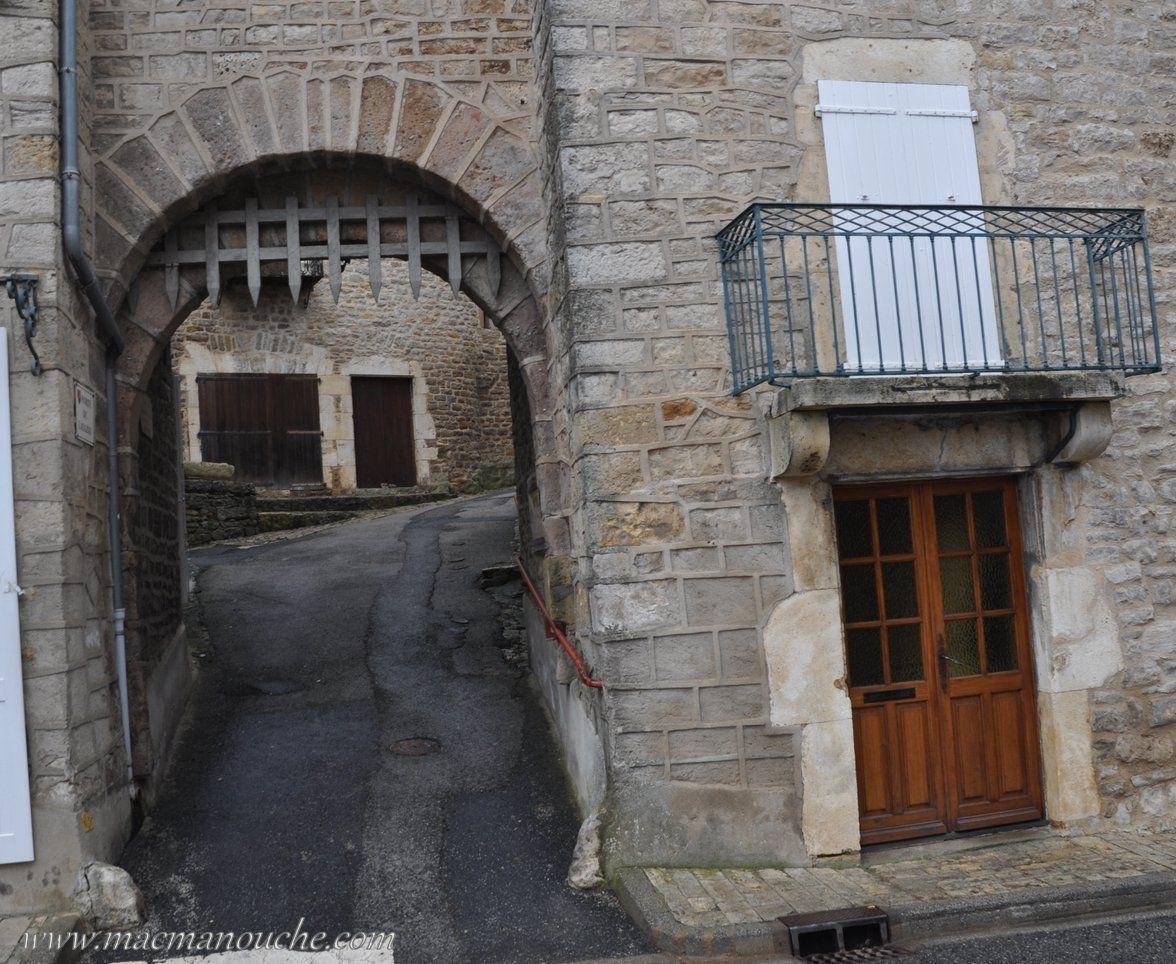 Toujours la  Porte du Latazou