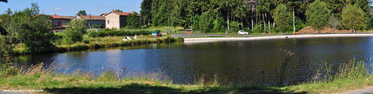 Photos panoramiques de ce plan d'eau