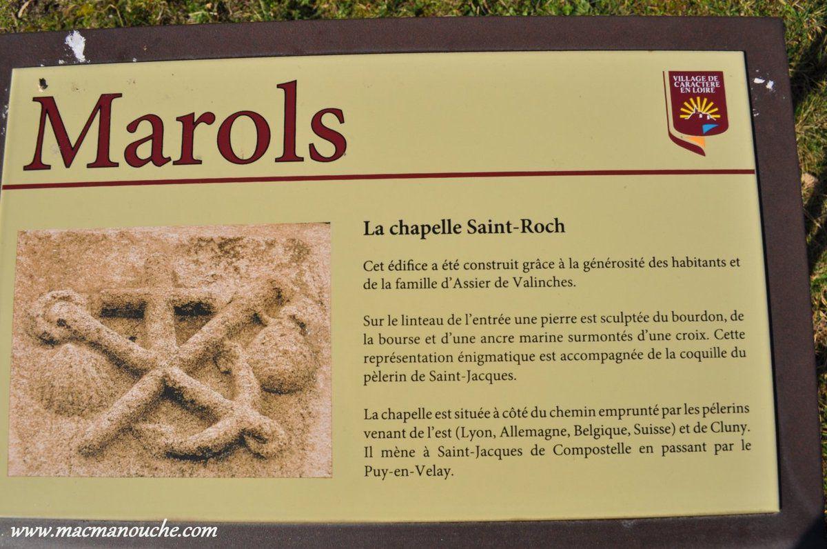 La chapelle St-Roch de Marols
