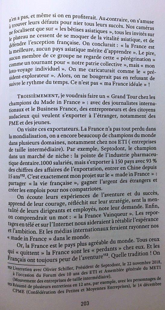 """Ma France idéale - l'amour d'un """"Tocqueville chinois"""""""