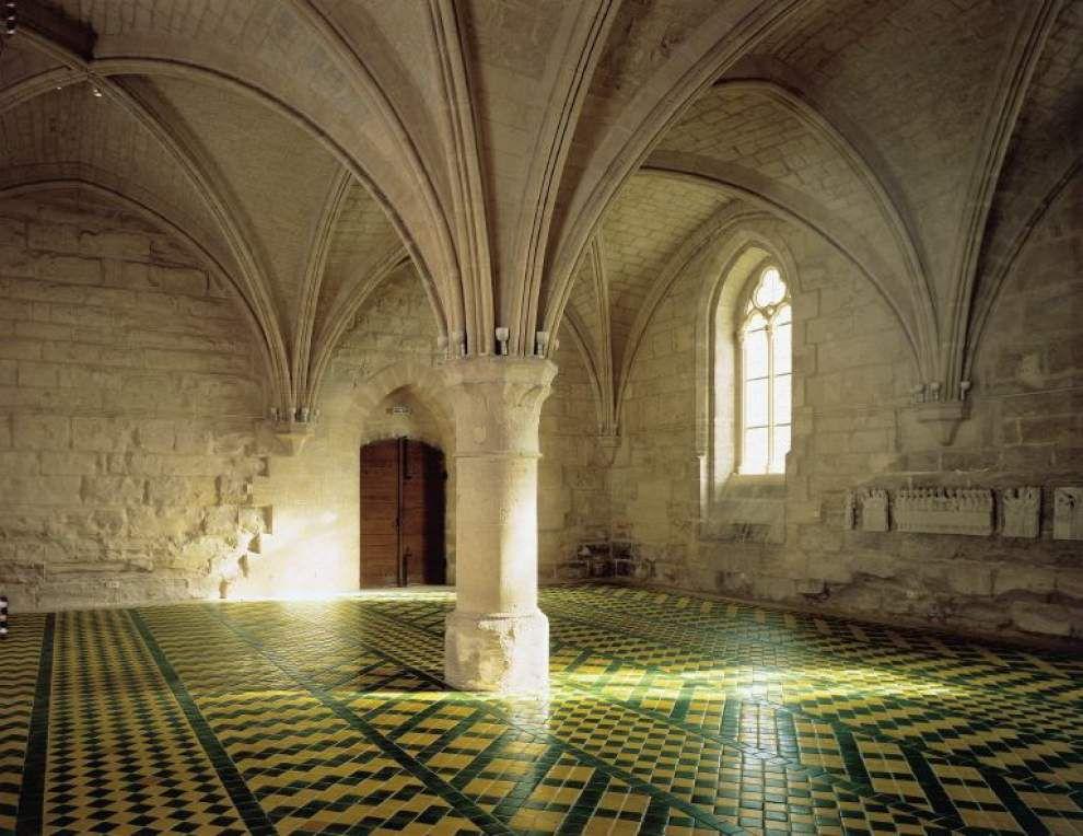 Visite de l'abbaye de Maubuisson le samedi 13 janvier