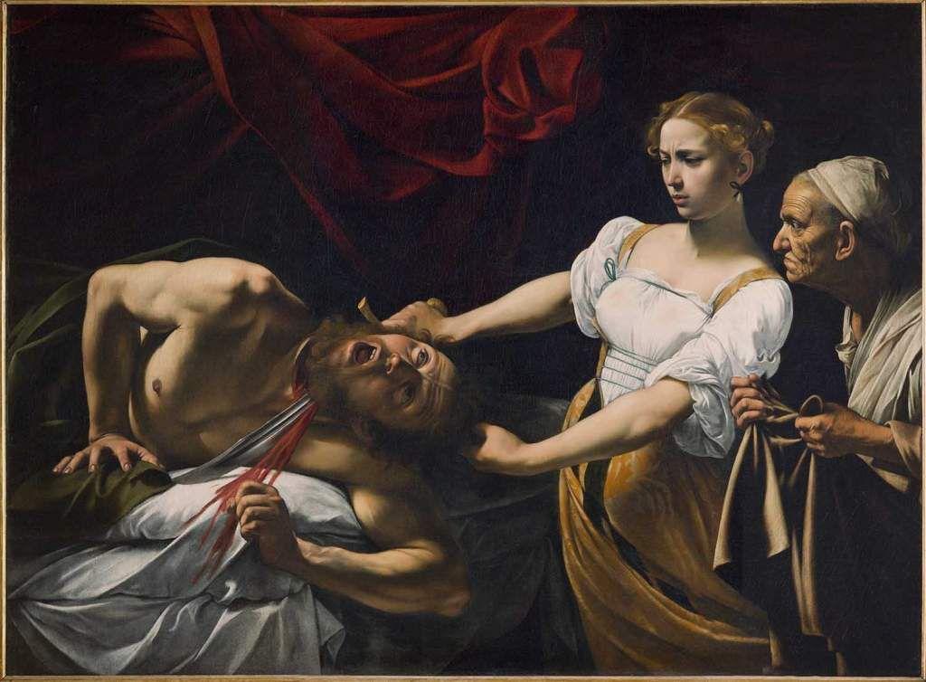 Judith décapitant Holopherne