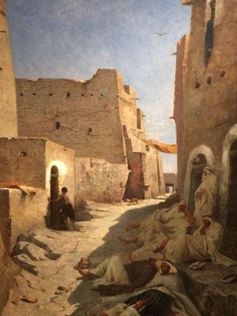 L 'Orient des peintres, du rêve à la lumière, exposition à ne pas manquer