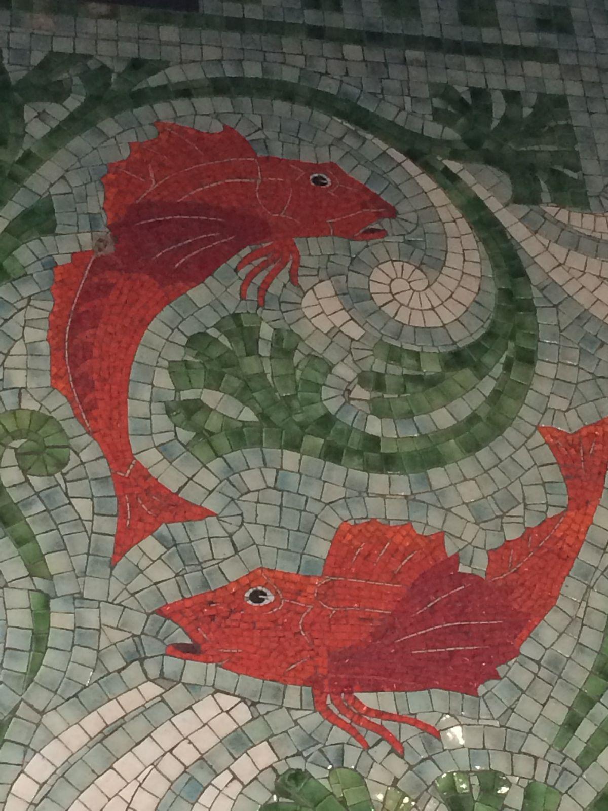 ancienne poissonnerie de la rue de Seine
