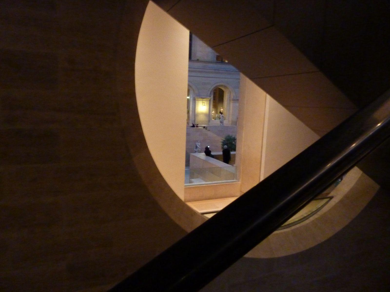 Vagabondage au Louvre