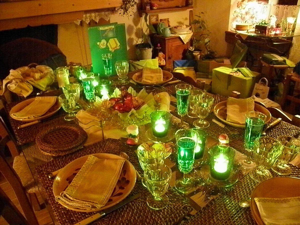 - La table d'hôtes -