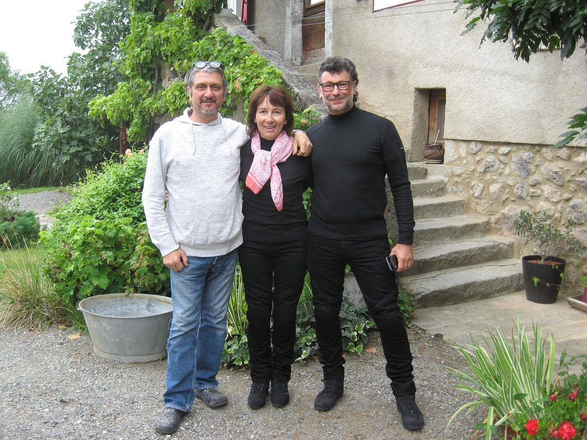 Gites les Vaquans Aveyron Najac La Fouillade Motos Motards