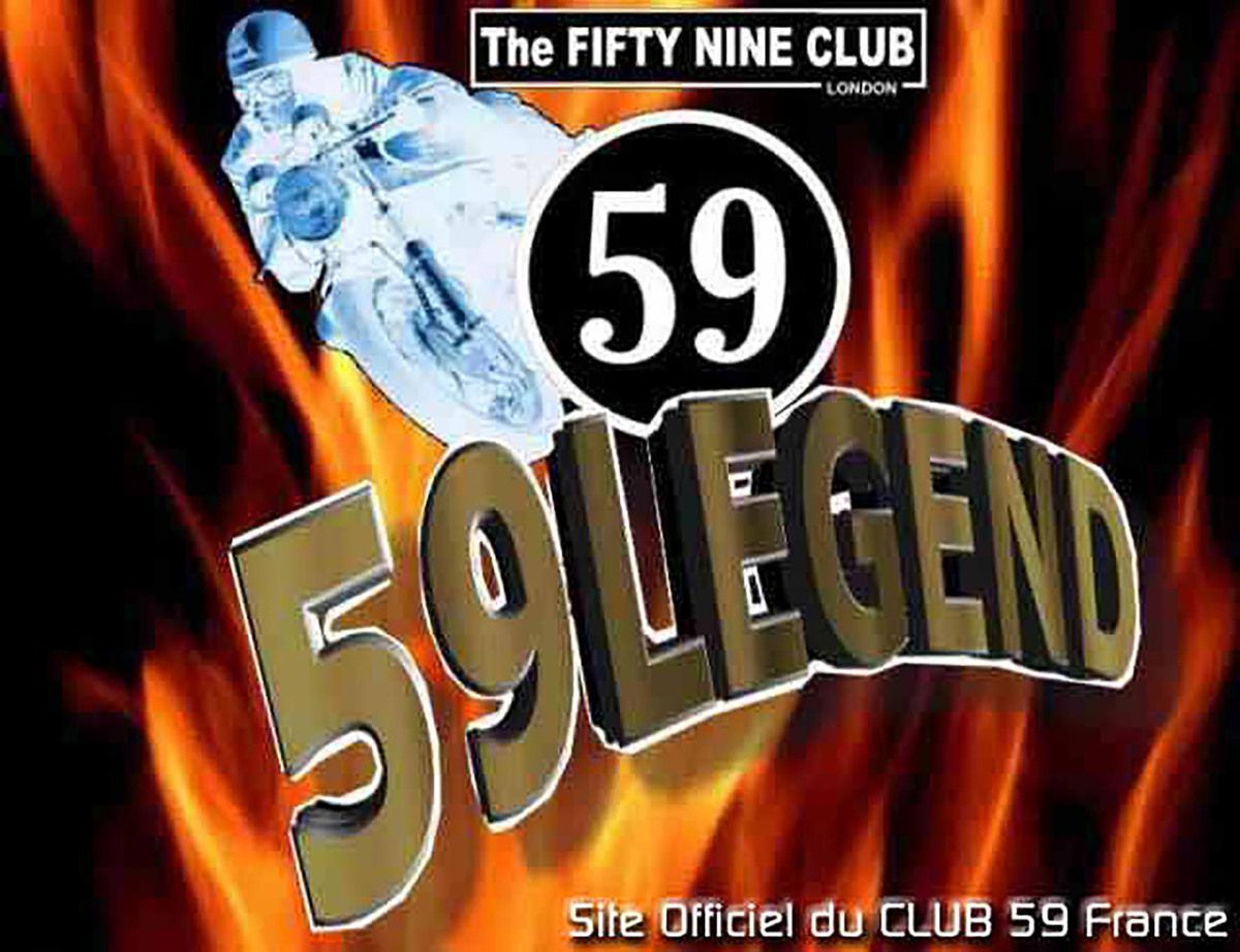 The Fifty Nine Club France 59