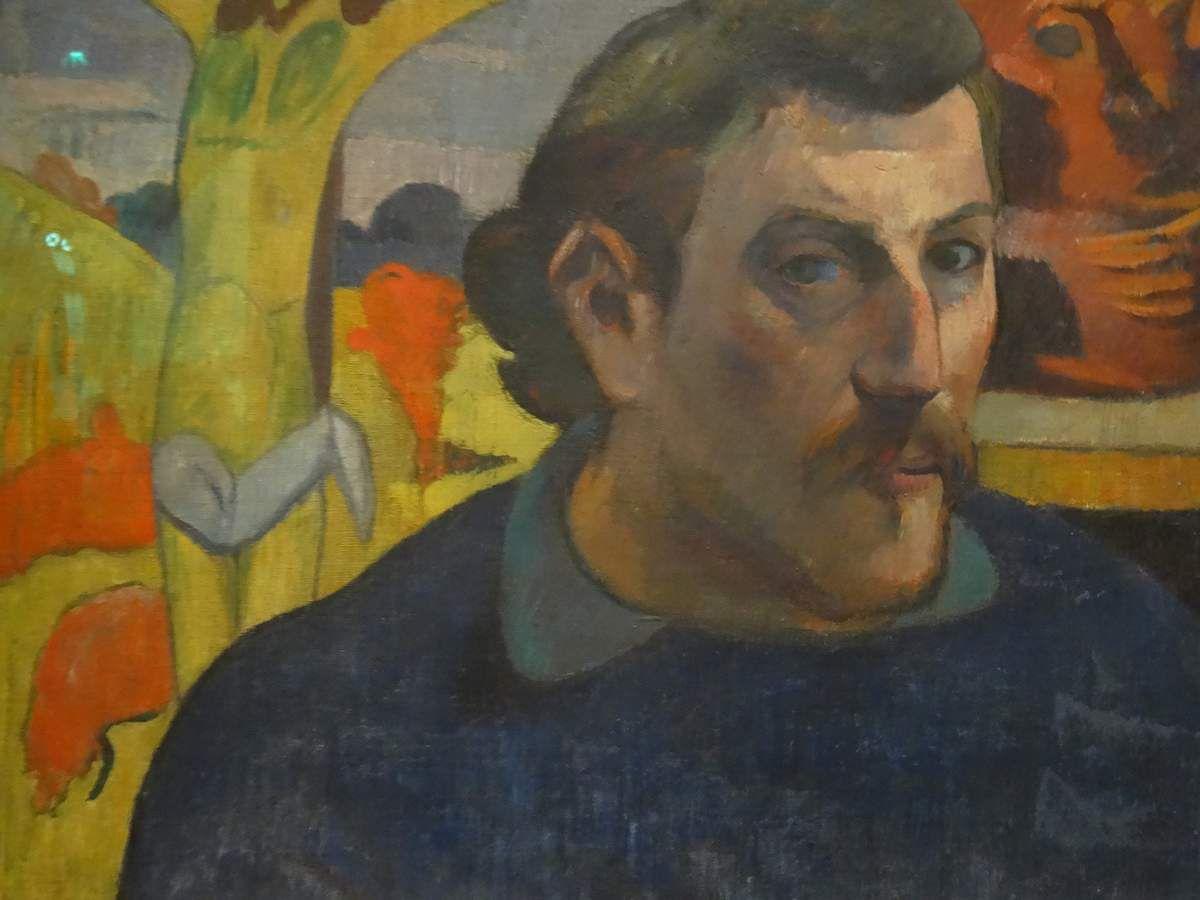 Vincent Van Gogh et Gauguin