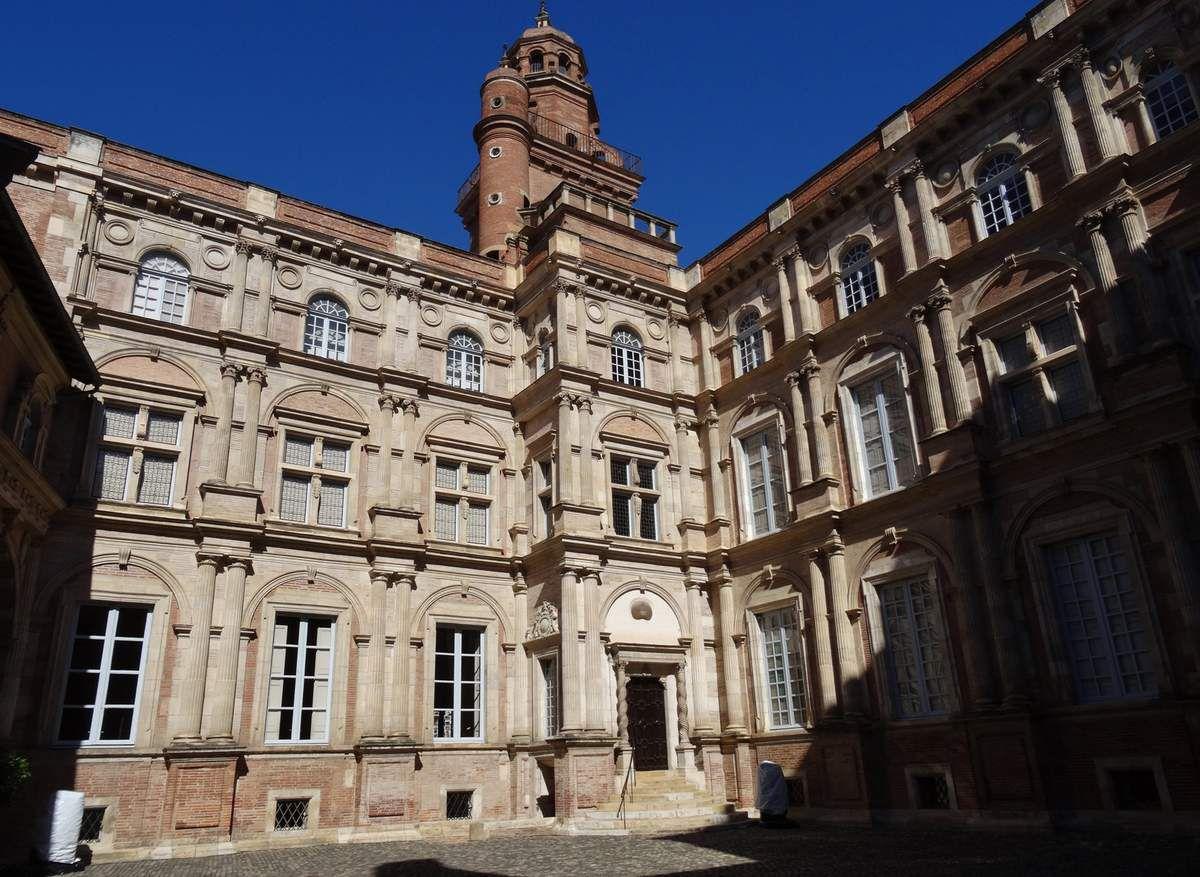 A Toulouse : l'hôtel d'Assézat et la Fondation Bemberg