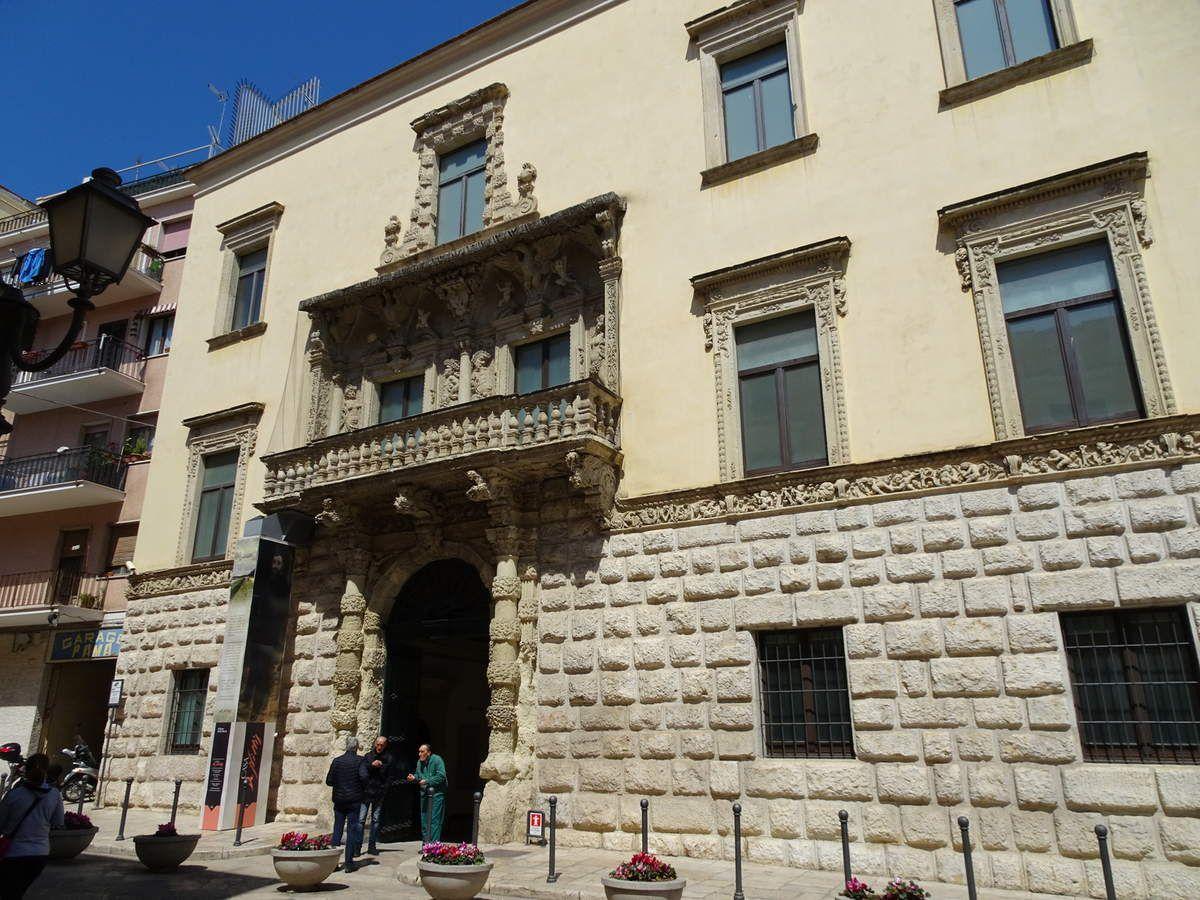 Voyage dans les Pouilles : Barletta