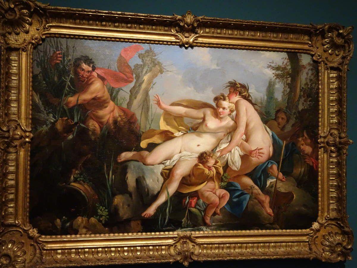 De Watteau à David au Petit Palais