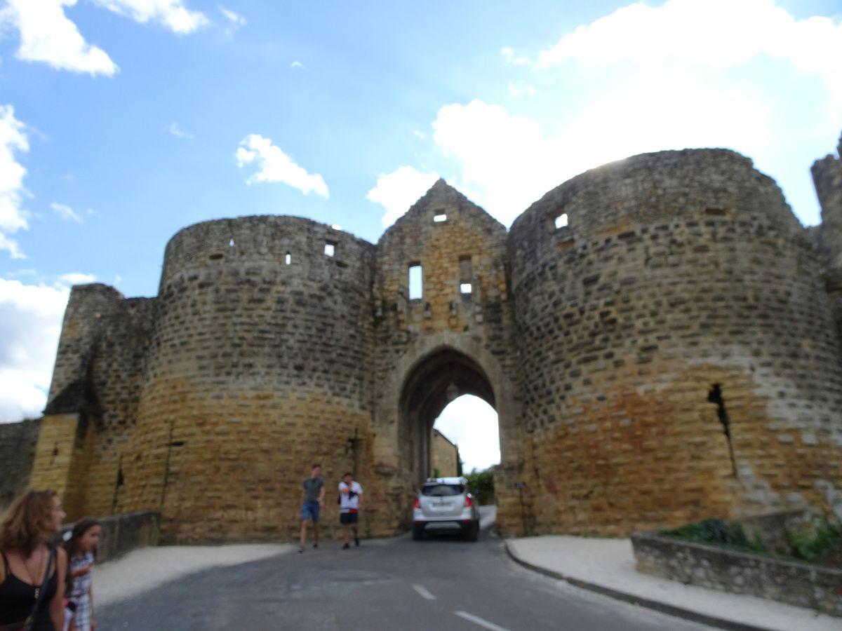 La vallée de la Dordogne et Domme