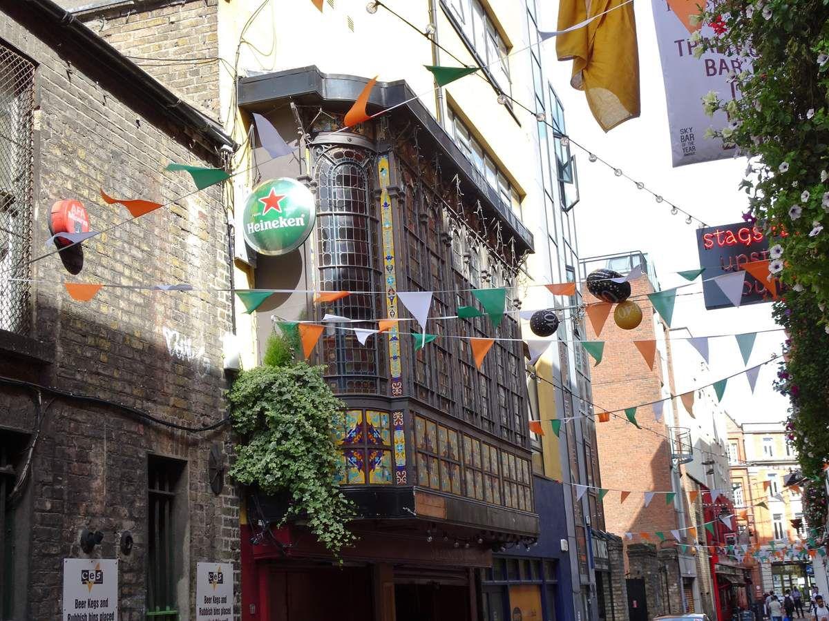 Dublin 2ème partie