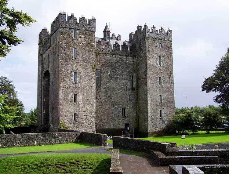 Des falaises de Moher à Limerick