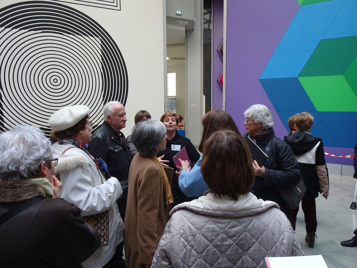 Botero-Vasarely : une journée à Aix avec les Amis des Musées