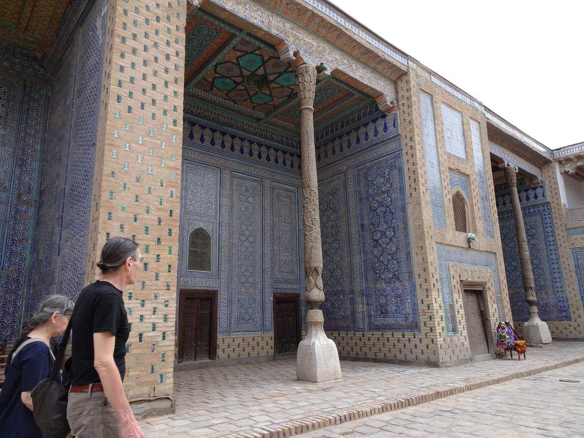 Khiva  Ouzbékistan
