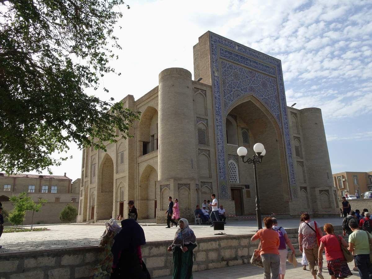 De Khiva à Boukhara