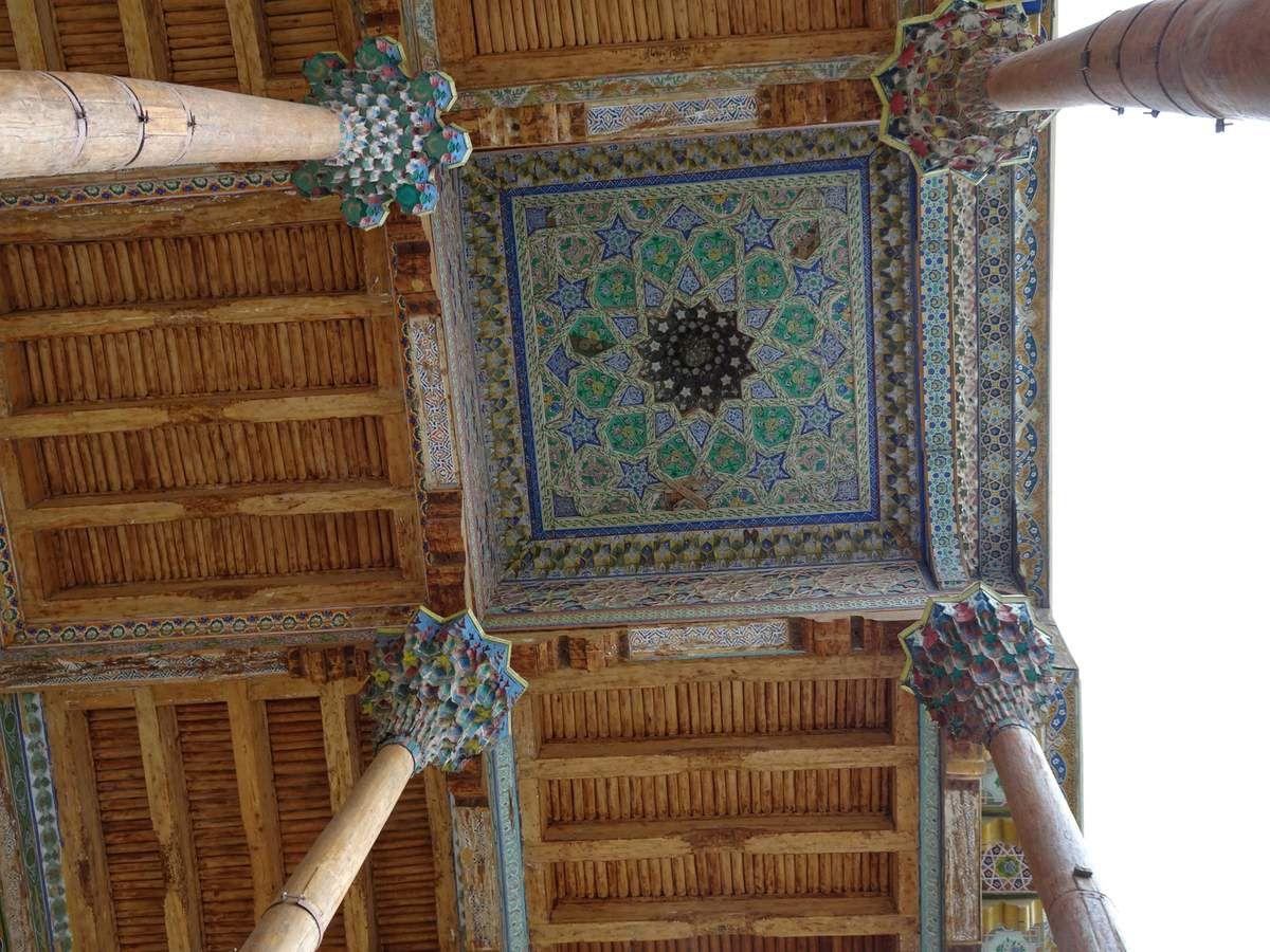 Boukhara ses monuments emblématiques...