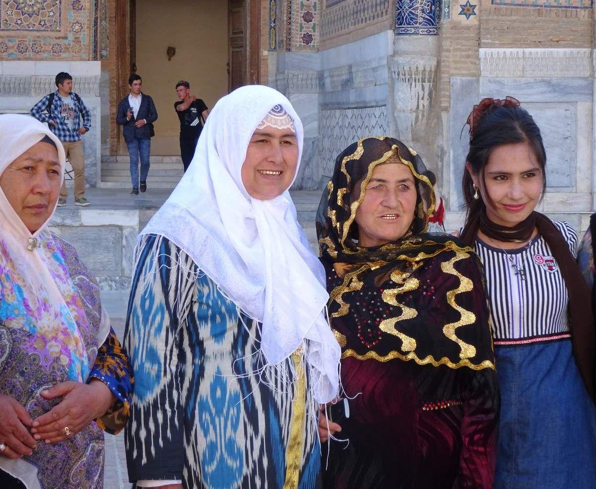 Samarcande : le Registan