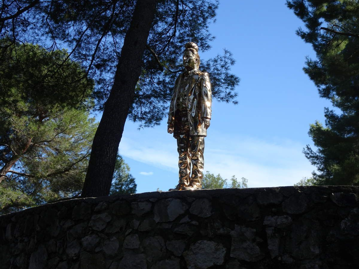 Jan Fabre à la Fondation Maeght