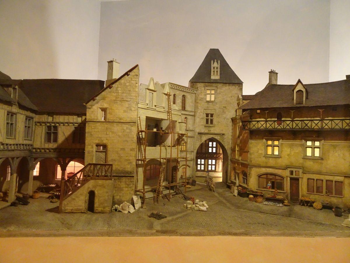 L'atelier des miniatures