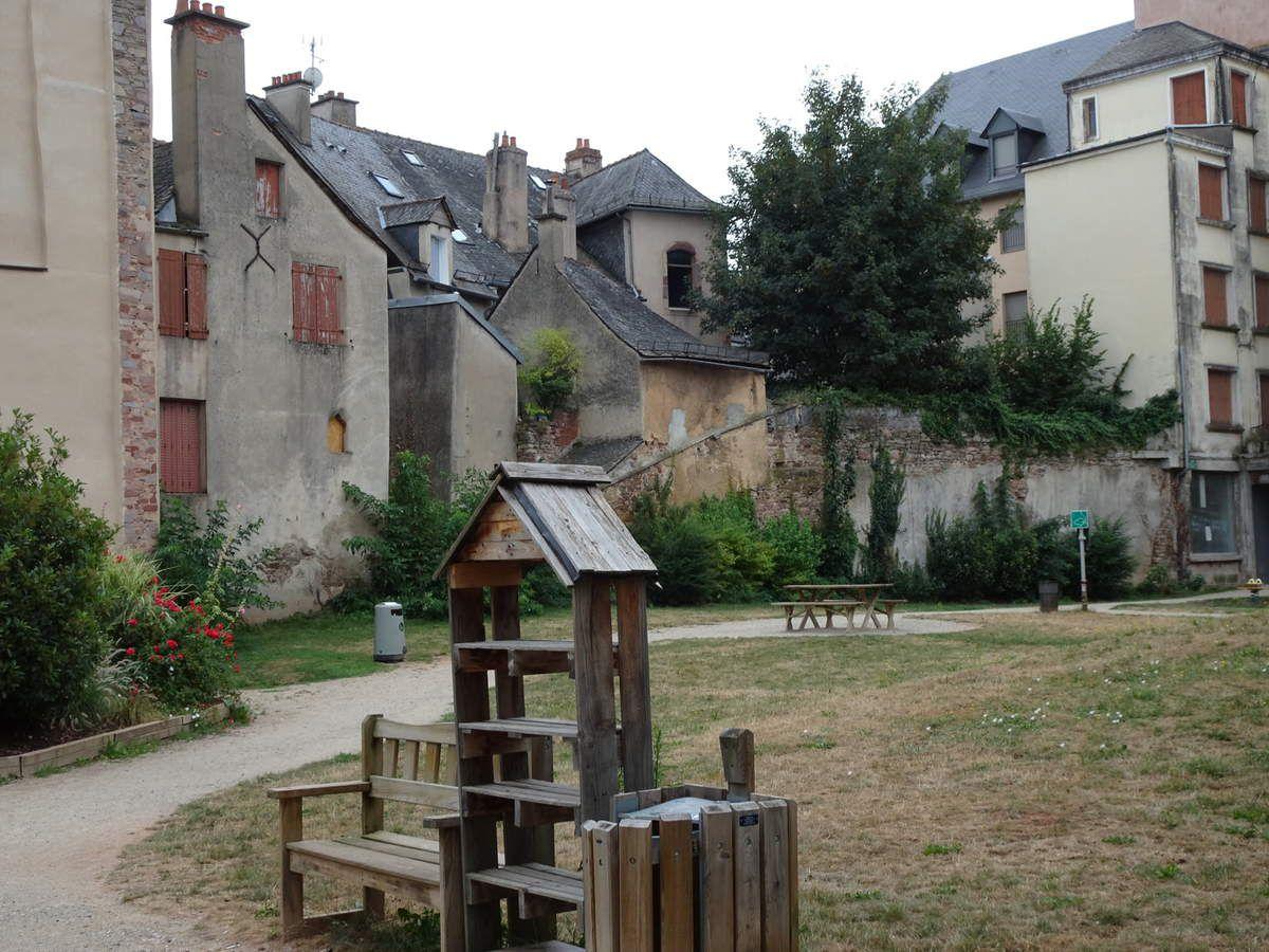 Rodez ville historique