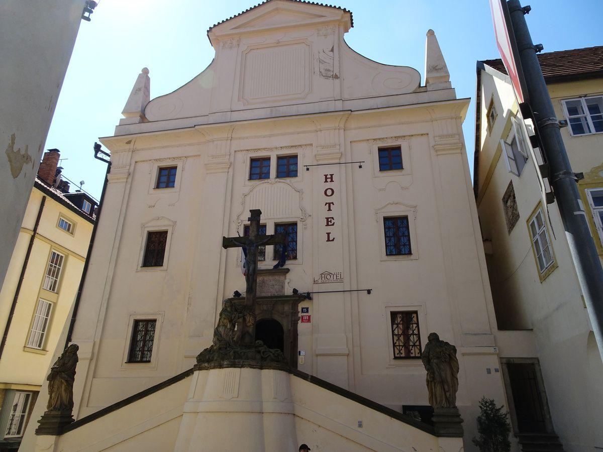 Prague 2- Hradcany; palais Lobkowicz;  Mala Strana