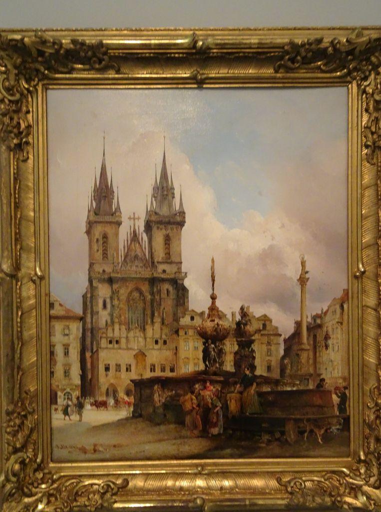 Musée d'art moderne et musée Mucha