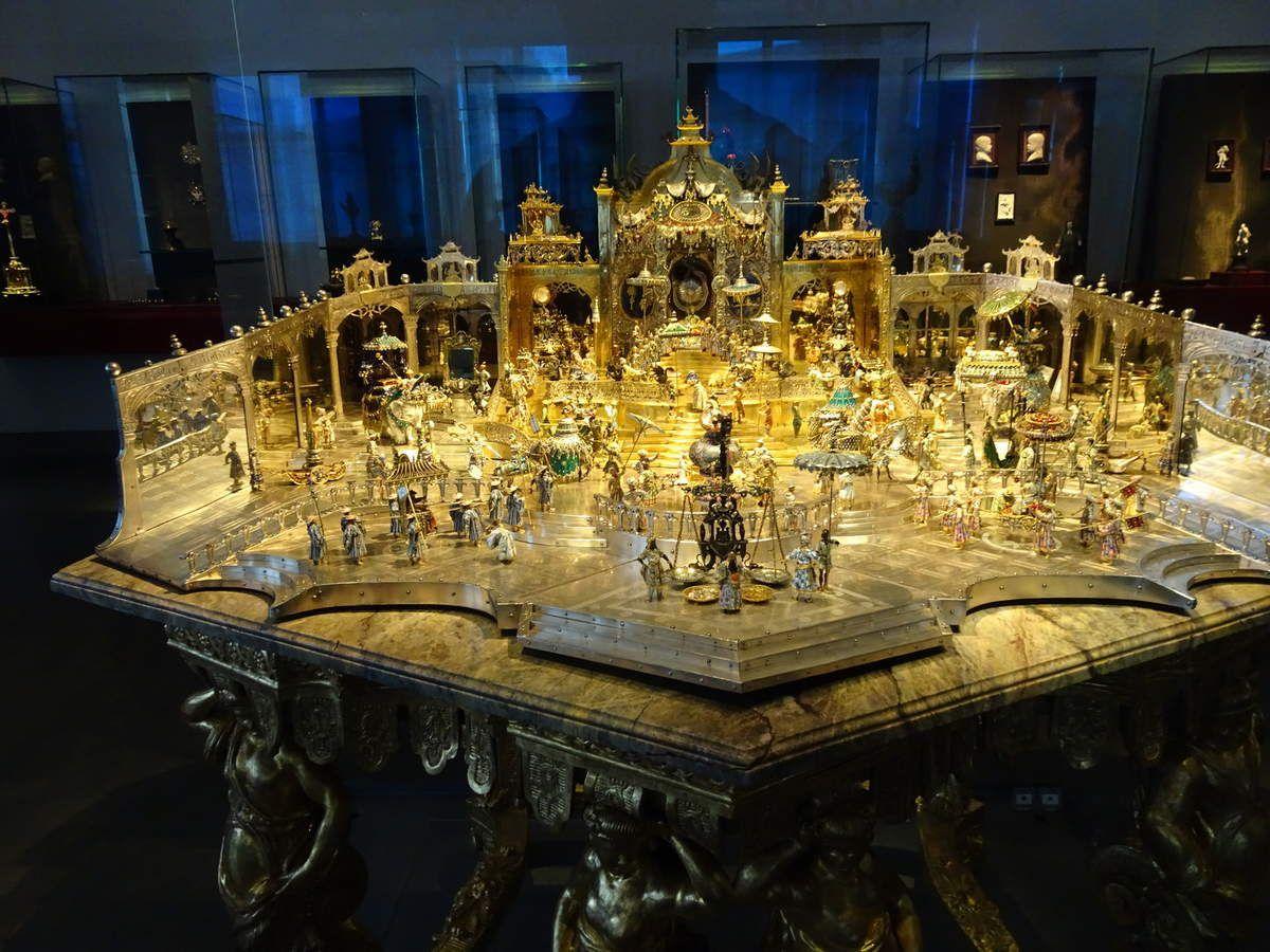 La galerie des Maîtres Anciens