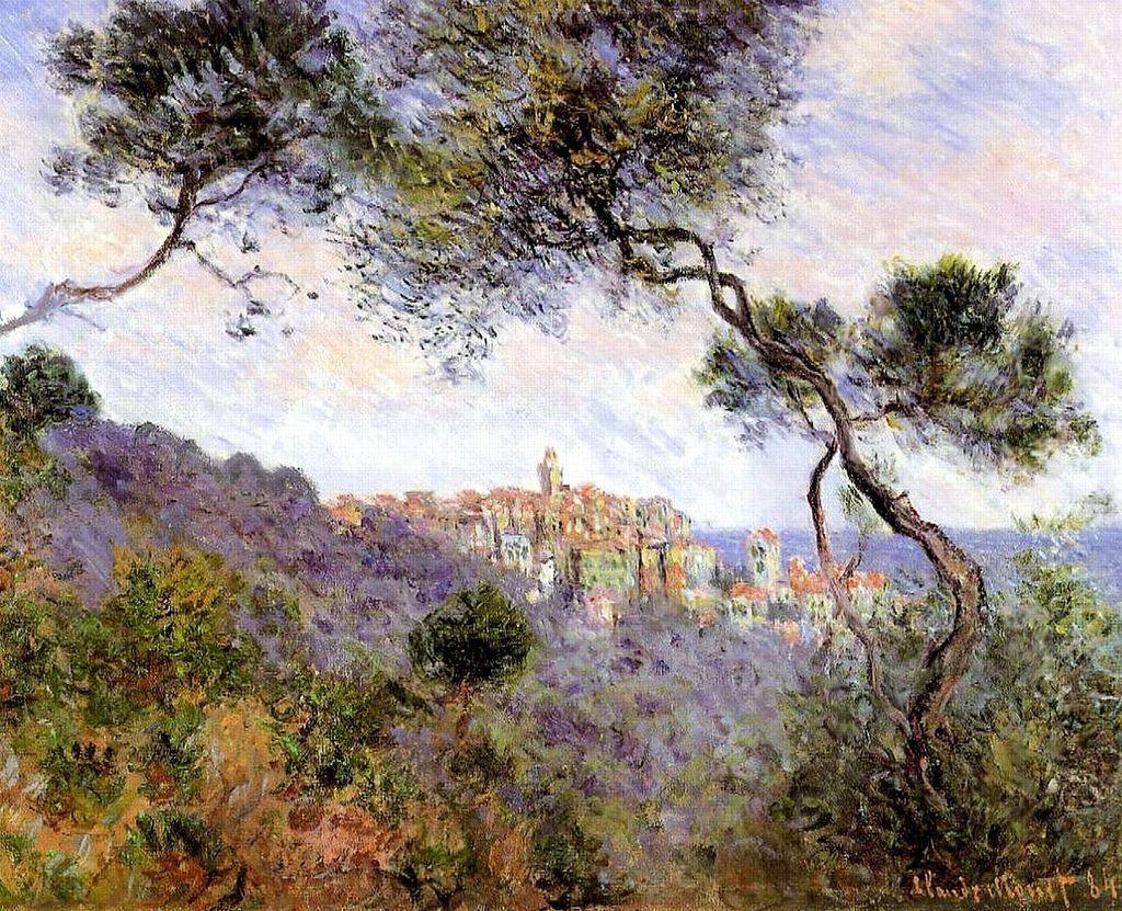 Sur les traces de Claude Monet de Dolceacqua à Bordighera