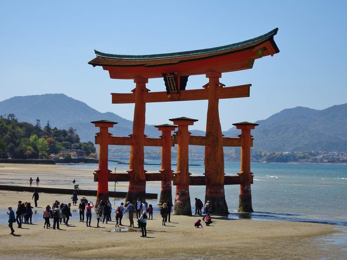 Route de TAMATSUKURI à MIYAJIMA