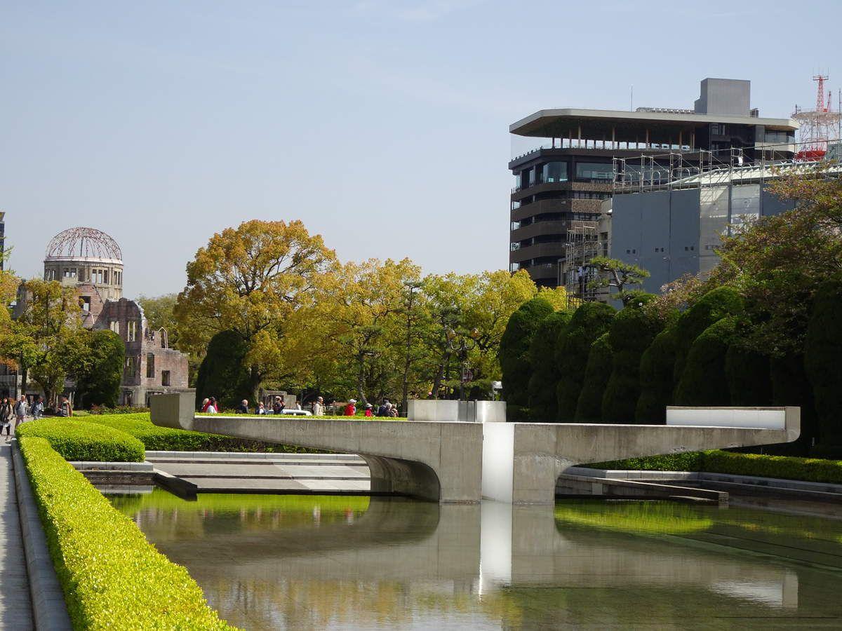 De Miyajima à Hiroshima