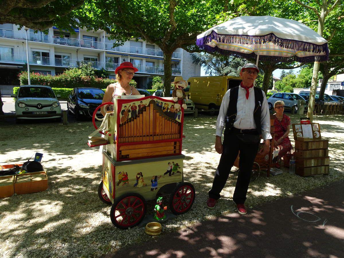 Festival des Orgues de Barbarie à Guilherand-Granges