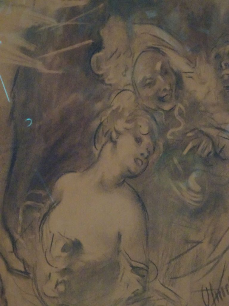 Conférence Jules Chéret au musée des Beaux-Arts