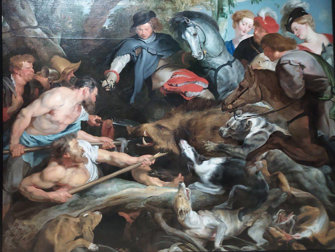 Marseille : Le musée des Beaux-Arts du Palais Longchamp